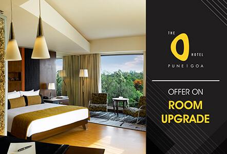Room Upgrade Offers